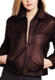 Womens-Lamb-Suede-Blazer| Leather-Coat| Designer-Outfit