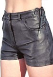 Divine Leather Short