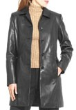 Womens Italian Leather Coats